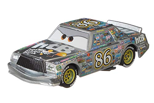 Disney Pixar Cars - Silber Chick Hicks