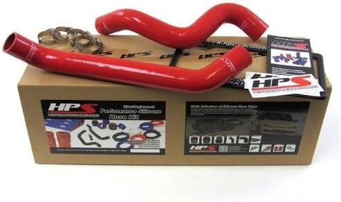 HPS 57-1220R-RED Silicone Radiator Hose Wrangler Outlet Nippon regular agency SALE Kit for Jeep