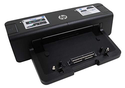 Dockingstation HSTNN-I11X für HP EliteBook 2170p - 8440p/w - 8460p/w - 8470p/w - 8540p/w - 8560w - 8760w - ProBook 6440b - 6450b - 6460b - 6470b - 6540b - 6545b - 6550b - 6560b (Generalüberholt)