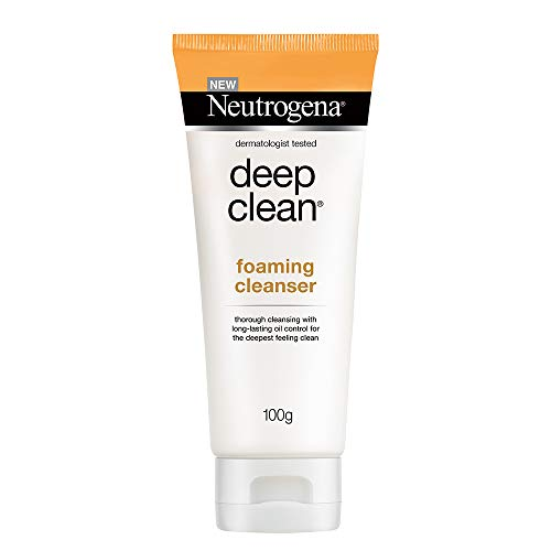 Neutrogena Deep Clean Foaming Cleanser, 100g