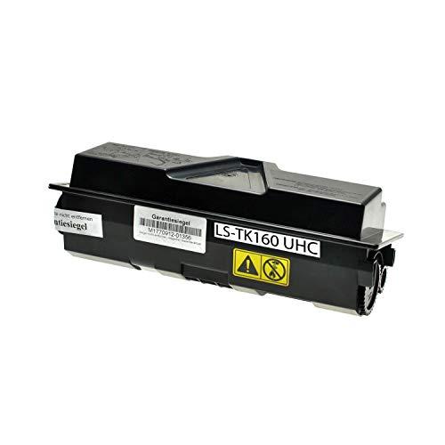Toner kompatibel für Kyocera TK-160 XXL FS-1120 DN ECOSYS P 2035 DN 2000 Series - 1T02LY0NL0 - Schwarz 2500 Seiten