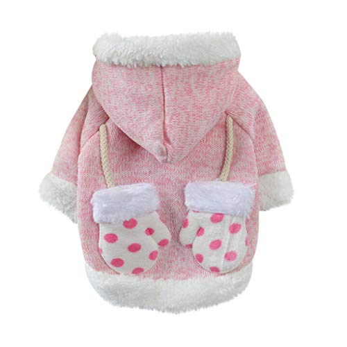 Pet Dog Sweater Knitwear Fall Winter Clothing Christmas Clothing