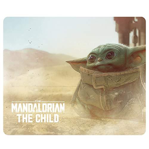 Star Wars - Baby Yoda - Mauspad Für größere Ansicht Maus über das Bild ziehen Watch Dogs 2 Logo Snapback Cap Basecap schwarz