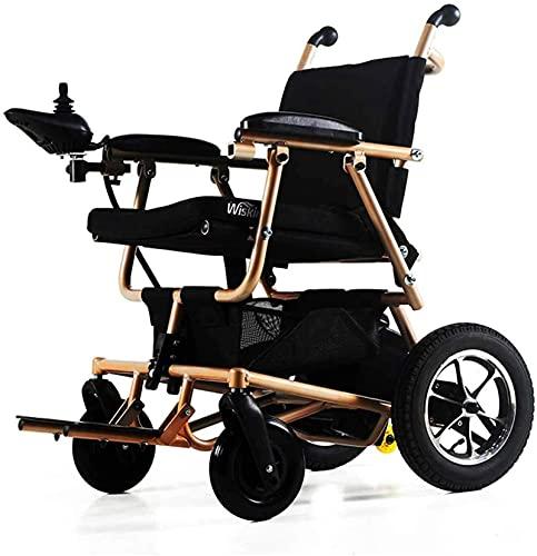 Silla de ruedas Silla de ruedas eléctrica inteligente Silla de ruedas eléctrica,...