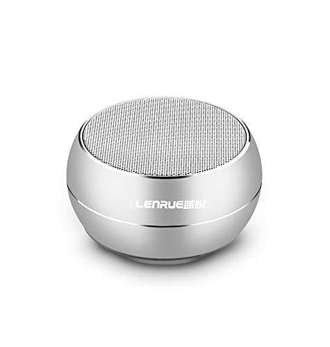 PLTJ-Pbs Bluetooth-Lautsprecher, Drahtlose Tragbare Travel-Mini-Lautsprecher Mit Überlegenem Sound, Eingebaute MIC, 8-Stunden-Spielzeit, Geringe Harmonische Verzerrung, Patentierter Bass-Port