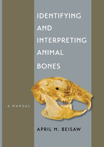 Identifying and Interpreting Animal Bones: A Manual (Texas A&M University Anthropology Series Book 18)