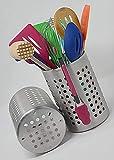 Ikea Cutlery Storage Caddy Ordning Stainless Steel (2, 7)