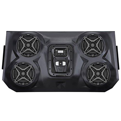 SSV Works Weather Proof RZ3 4 Seater Overhead iPod 4Speaker Soundbar w/Bluetooth