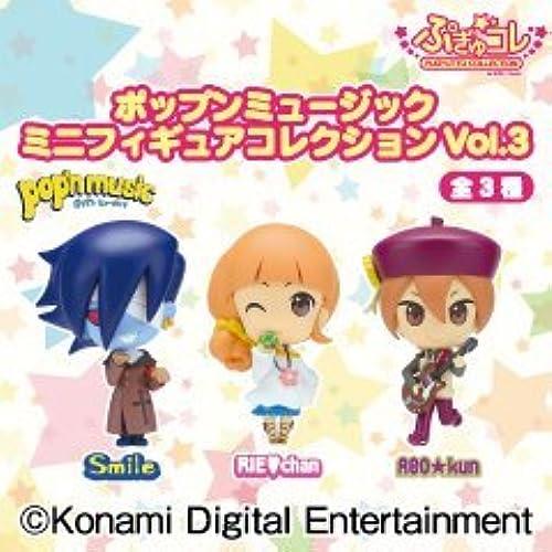 venta de ofertas Eiko Eiko Eiko Pop'n música Pop'n Musical Mini figura coleccioen Vol.3 los tres  ventas de salida