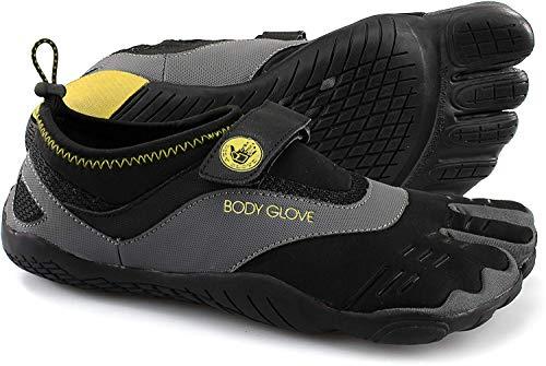 Body Glove 3tbfm/ Gants pour Homme - Jaune - Noir/Jaune, 45 EU