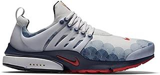 [ナイキ] Air Presto Olympic メンズ Neutral Grey/Comet Red/Obsidian/Black エアプレスト スニーカー [並行輸入品]