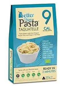 TAGLIATELLE DE PASTA KONJAC (SIN GLUTEN) BIO 385 g - BETTER THAN FOODS