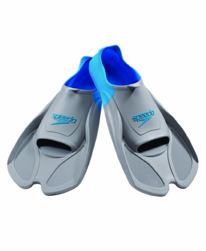 Speedo Unisex Swim Training Fins Biofuse