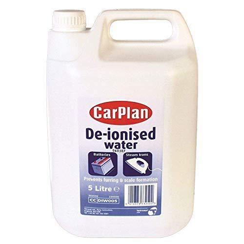 CarPlan DIW005 de ionised Water