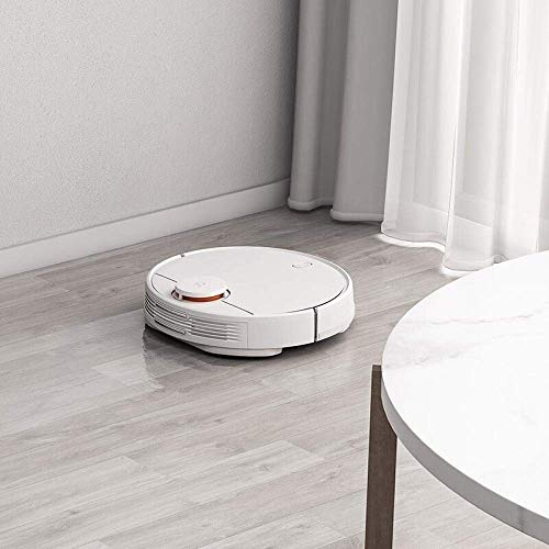 Discover Bargain Ayanx Robot Vacuum Cleaner,Cleans Hard Floor and Thin Carpet Intelligent Planning N...
