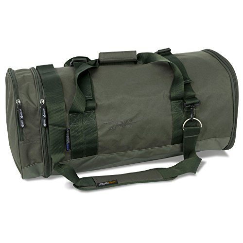 SHIMANO Borsone Tribal Clothing Bag verde - Borse pesca