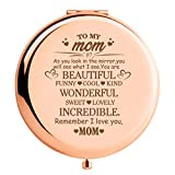 O.RIYA Remember I Love You Mom Gifts for Mom from Daughter Forever and Always