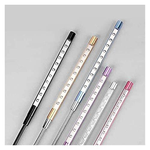 GYY LED portátil Laptop Eye-Protection 5V USB LED Light Light Luces Flexible Nunca Luces 6 Colores NIÑOS LEYE Leya LÁMPARA DE Escritorio DE LIBRADA (Color Cuerpo: Azul) (Color : Pink)