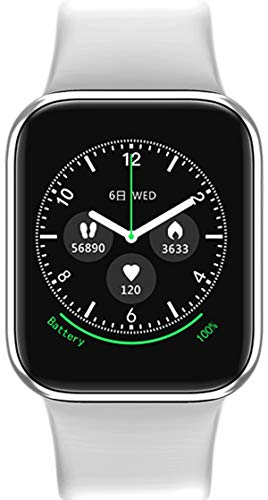 Bluetooth Telefonieren Smartwatch Fitness Tracker Armbanduhr Aktivit?tstracker Musiksteuerung Schlafmonitor Sportuhr