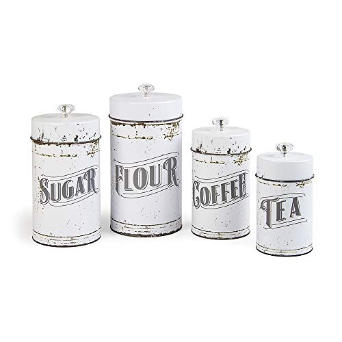 French Country Kitchen Canister Set