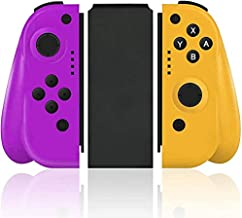 Joy Con Controller Replacement for Nintendo Switch, SHANGCAI Left Right Joycon Joystick Pad Wireless Remote Controllers wi...