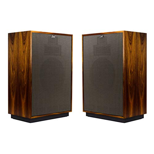 Why Should You Buy KLIPSCH Cornwall III - Special Edition East Indian Rosewood FLOORSTANDING (Pair)