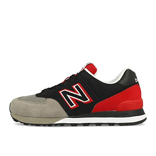 New Balance ML 574 D UPX Grey Red 44