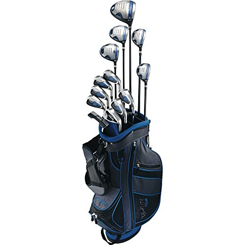 Top-Flite Golf Senior Men's Tour 17 Piece Complete Box Set