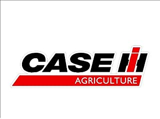 Signs By Woody #85a Small Case Ih Agriculture Window Decal