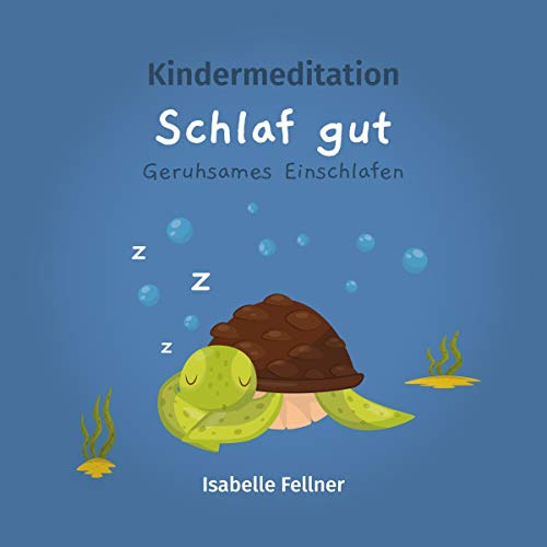 Kindermeditation - Schlaf gut Titelbild