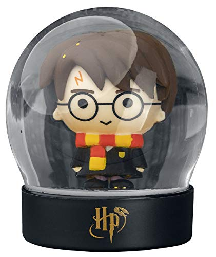 Harry Potter Schneekugel Harry Potter Multicolor, gefüllt mit Glitter, ca. 9 cm.