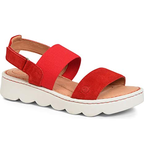Top 10 best selling list for born red flat shoes