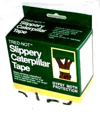 Price comparison product image Gypsy Moth / Tent & Oakworm Caterpillar Tree Band Barrier Tape Protection