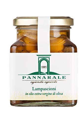 Agricola Pannarale - Lampascioni Sottolio - in Olio Extravergine di Oliva - gr.280