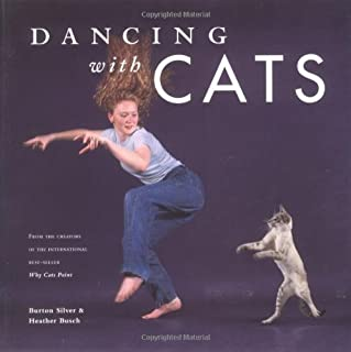 dancing with cat
