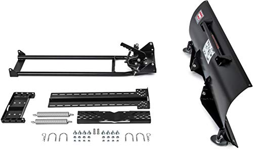 WARN 106080 All in One Snow Plow System, Fits: Powersports ATVs