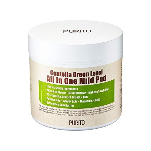 Purito Centella Green Level All In One Mild Pad 70 pc 70 sch