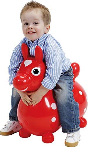 Jakobs 4019960 - Rody Hüpfpferd, rot