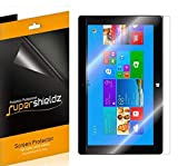 (3 Pack) Supershieldz Designed for Microsoft Surface Pro 2 Screen Protector, 0.23mm High Definition Clear Shield (PET)