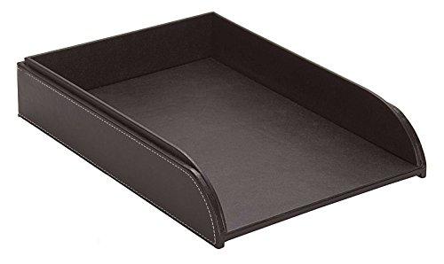 Osco BPULT1 - Bandeja para cartas de elegante, color marrón