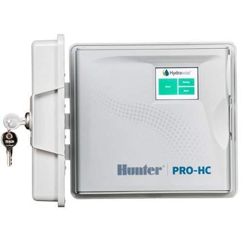 PROGRAMADOR WIFI HUNTER HC HYDRAWISE 6 ZONAS EXTERIOR