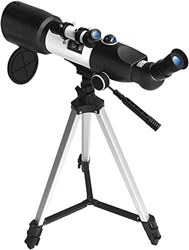 MWKL Telescopio astronómico monocular 117X Monocular HD de Alto Rendimiento con Poca luz para Acampar al Aire Libre