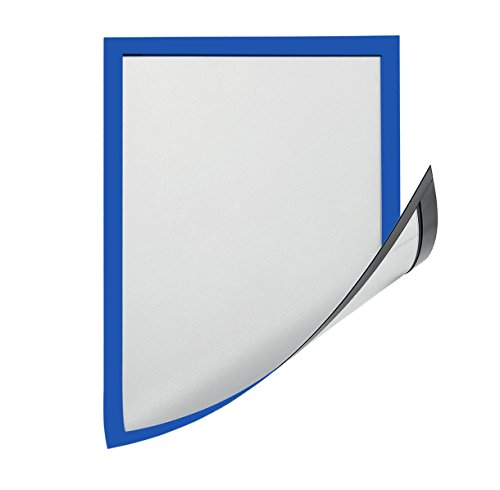Magiboards solo magnetico Paper holder-ph 12xA4 Blue