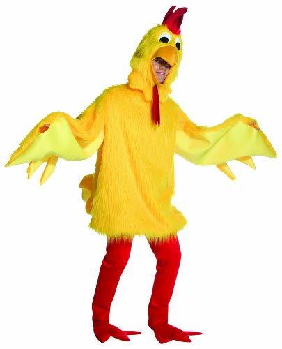 Fuzzy にわとり 衣装、コスチューム 着ぐるみ 大人男性用 鶏