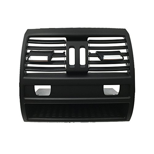 For BMW 5 Air Grille,Jaronx Upgraded Rear AC Vent Replacement Interior Rear Console Air Vent Rear...