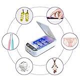 Portatile ultravioletto Scatola di Sterilizzazione Cellulare Sterilizzatore puo uccidere il 99,6%...