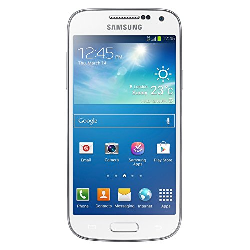Samsung Galaxy S4 Mini - Smartphone Libre Android (Pantalla 4.3', cámara 8 MP,...