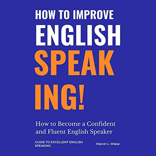 How to Improve English Speaking audiobook cover art