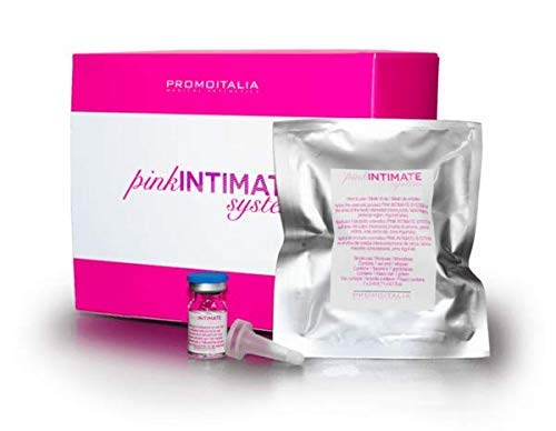 PromoItalia Pink Intimate System Whitening Cream for Sensitive Areas - Bleaching Cream for Whitening Skin - Dark Spot Remover for Intimate Parts Anal Underarm Knee Skin Lightening