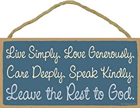 SJT ENTERPRISES, INC. Live Simply. Love Generously. Care Deeply. Speak Kindly. Leave The Rest to God. 5